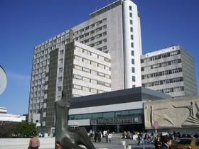 Imagen de archivo. Hospital La Paz de Madrid.