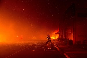 Unos 20.000 residentes de los condados de Butte, Plumas y Yuba a abandonar sus hogares.