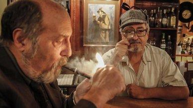 Devotos de Sherlock Holmes en Barcelona