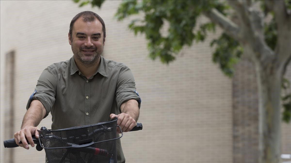 Jordi Ballart, alcalde de Terrassa