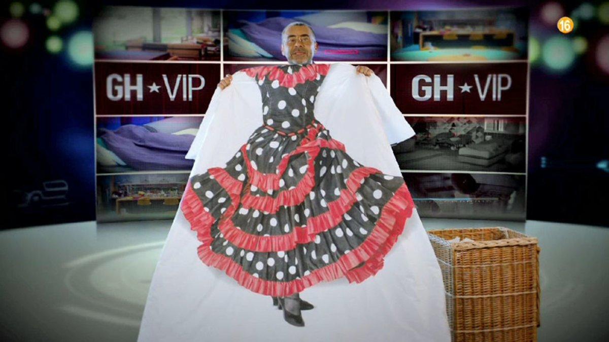 Jorge Javier Vázquez en la nueva promo de 'GH VIP 7'.