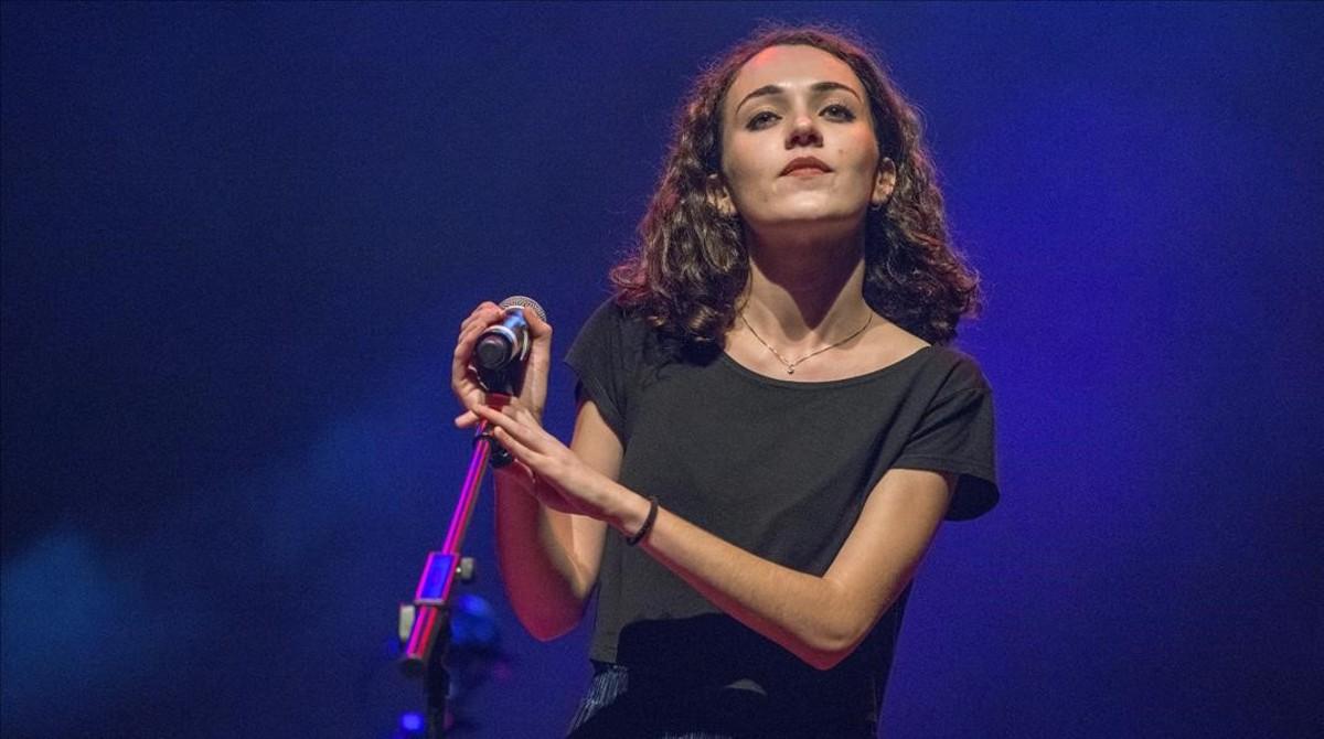 Nuria Graham en concierto