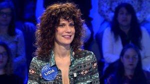 """Lidia San José bromea con el fin de 'Pasapalabra': """"¿De qué voy a vivir ahora?"""""""
