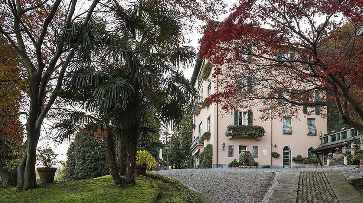 Villa Mondadori.
