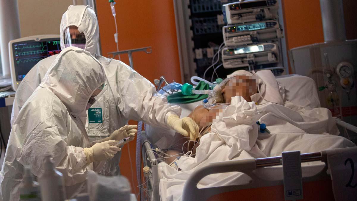 Coronavirus Italia: Aumentan de nuevo las muertes, con 743 en un día