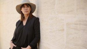 Mabel Lozano, directora del documental 'El Proxeneta.Paso corto, mala leche'.