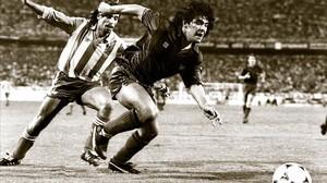 L'eslàlom de Maradona