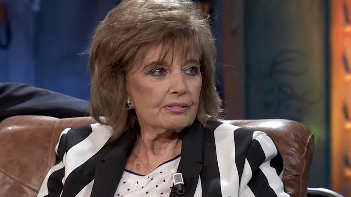 María Teresa Campos, por sorpresa en 'La resistencia': habla de Pedro Sánchez y lanza un dardo a Telecinco