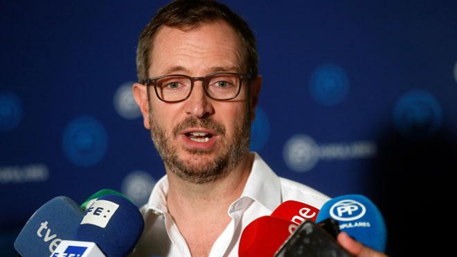 Javier Maroto anuncia que el PP da por roto el acuerdo para la renovación del CGPJ después de la renuncia de Marchena.