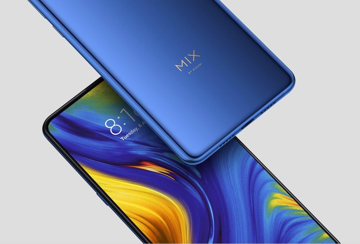 Xiaomi comercialitza el Mi MIX 3 5G, un 'smartphone' per a xarxes de cinquena generació