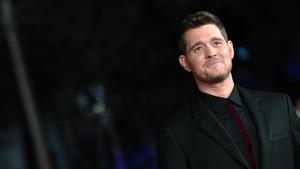 Michael Bublé en el Festival de Cine de Roma de 2016.