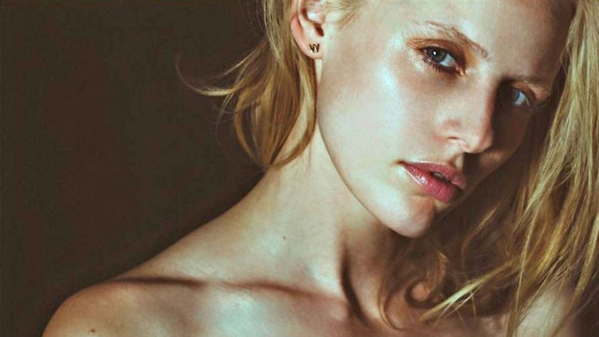 La modelo Lauren Wasser.