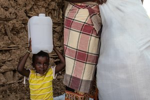 Siete pasos para luchar contra el cólera en Mozambique