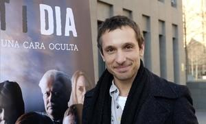 El actor Pablo Derqui, uno de los protagonistas de la serie de TV-3 'Nit i dia'.