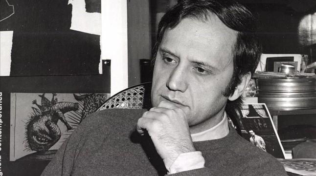 El cineasta, en los años 60.