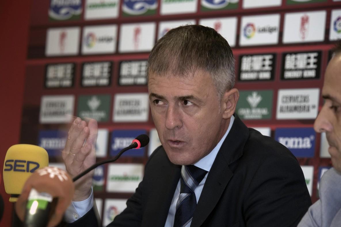 El nuevo seleccionador argelino, Lucas Alcaraz.