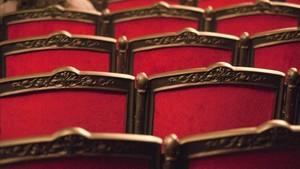 Patio de butacas del Gran Teatre del Liceu.