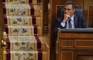 La sessió de control del Congrés al Govern, en directe