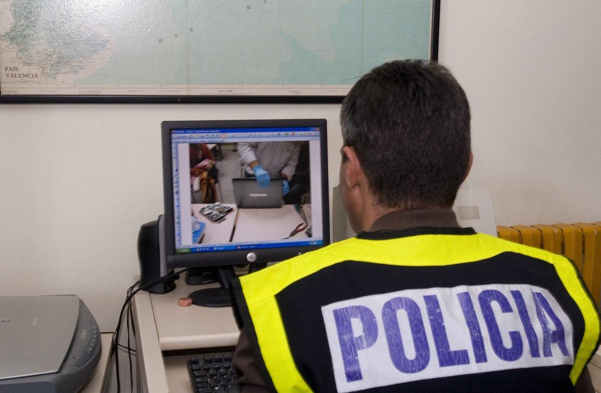 POLICIA NACIONALDE CRIMINALIDAD TECNOLOGICA