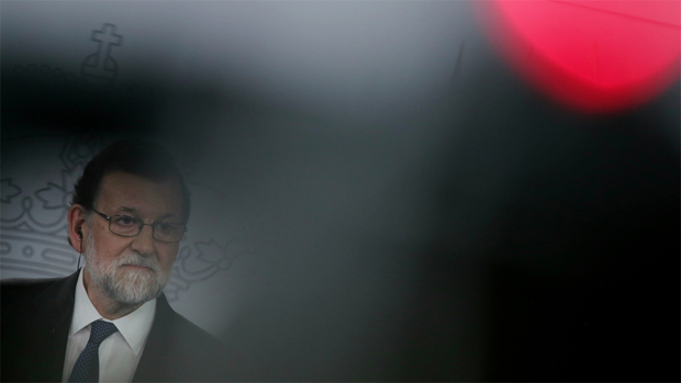Rajoy no da por roto pacto con Cs y resta importancia al anuncio de Rivera