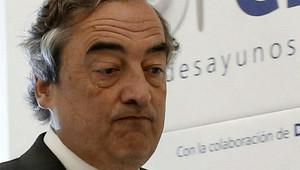 """Rosell veu """"brutal i terrible"""" que Catalunya perdés a l'octubre 10 milions d'hores per vagues"""