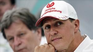 Schumacher, en una imagen del 2012.