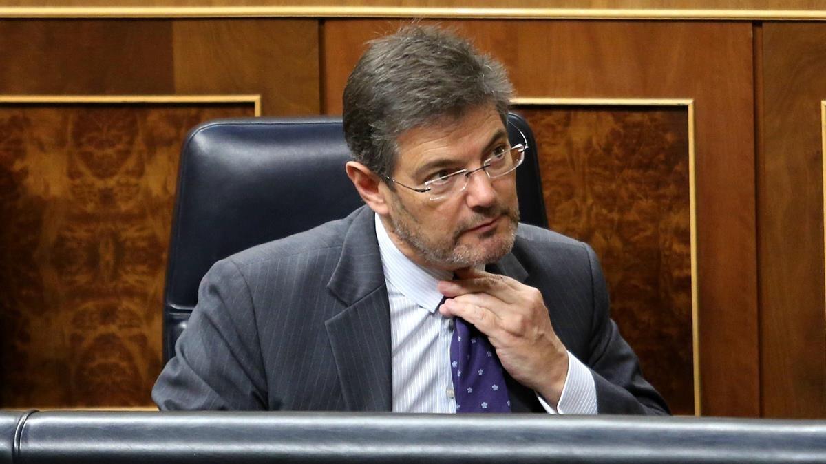 Catalá sigiere que el juez ha mostrados repetidamente problemas en varias sentencias.