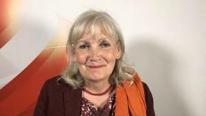 Susan King, candidata liberaldemócrata por el distrito de Telford (Inglaterra).