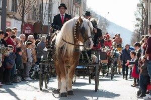 Gavà celebrarà la festa dels Tres Tombs l'1 de març