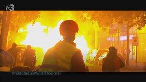 Imagen de Barcelonaen la campaña de Trump.