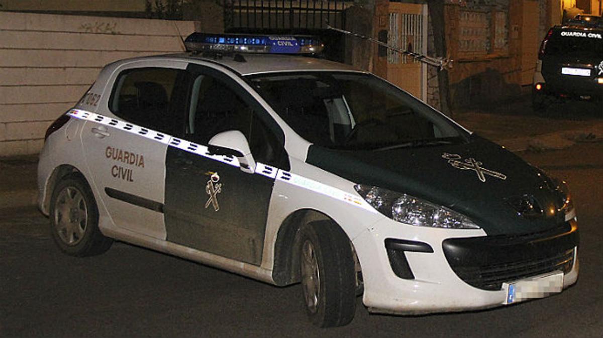 Una patrulla de la Guardia Civil, en una imagen de archivo.