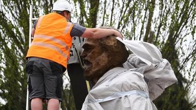 Xina regala una estàtua de Karl Marx a la seva ciutat natal a Alemanya