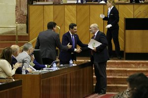 PP i Cs donen la presidència de la comissió de reconstrucció a Andalusia a Vox