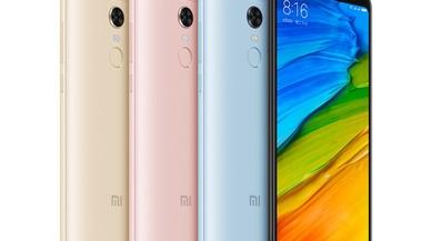 Xiaomi lanza el Redmi 5 y Redmi 5 Plus en la gama media más competitiva