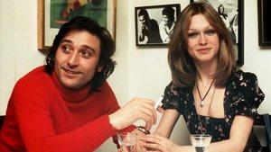 Pepa Flores, con Antonio Gades, en 1974.