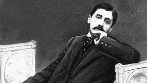 Marcel Proust, hacia 1896.