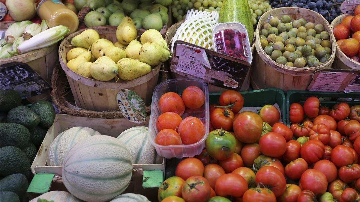 De productes orgànics a productes de proximitat
