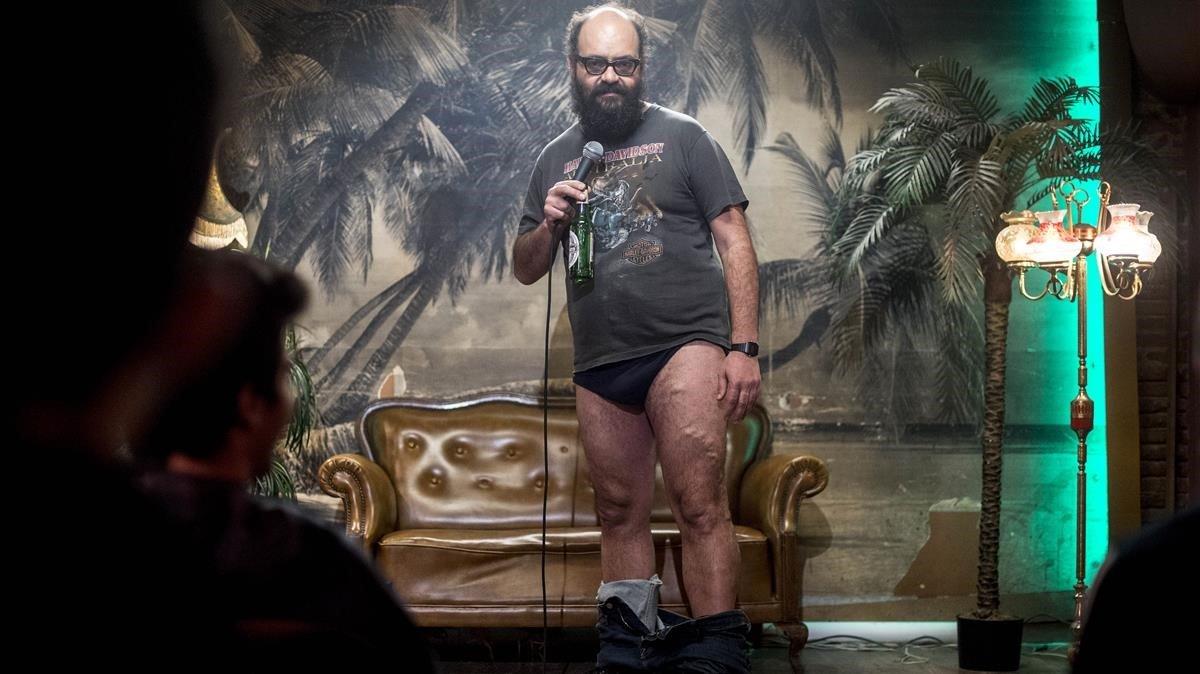 Ignatius Farray en 'El fin de la comedia' (Central Comedy').