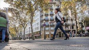 Més de 3.400 euros separen el lloguer al carrer més car i el més barat d'Espanya