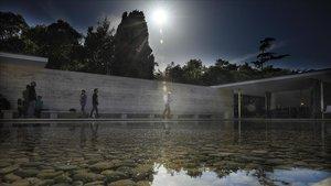 La Mies van der Rohe commemora el centenari de la Bauhaus
