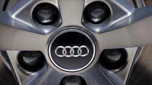 Logotipo de Audi.