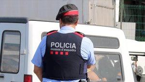Alliberada una dona segrestada a Girona gràcies a un missatge que va enviar de socors