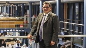 Luis Marco Aguiriano: «Hi ha una demanda d'Espanya a la UE»