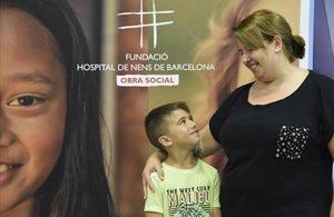 "Família Fernández Tarancón: «Sé que algun dia tornarem tanta ajuda"""