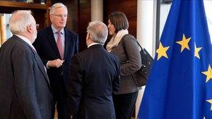 La UE ofereix una declaració sobre Gibraltar però Espanya exigeix veure-la per escrit