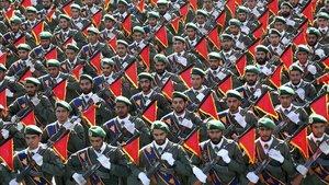 Trump inclou a la llista terrorista la Guàrdia Revolucionària iraniana