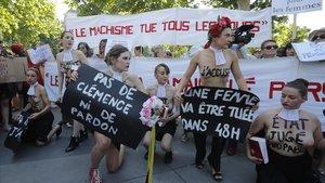 Les feministes franceses miren cap a Espanya per a la seva llei de violència masclista