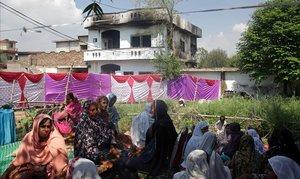 Almenys 17 morts en un accident d'avioneta de l'Exèrcit al Pakistan