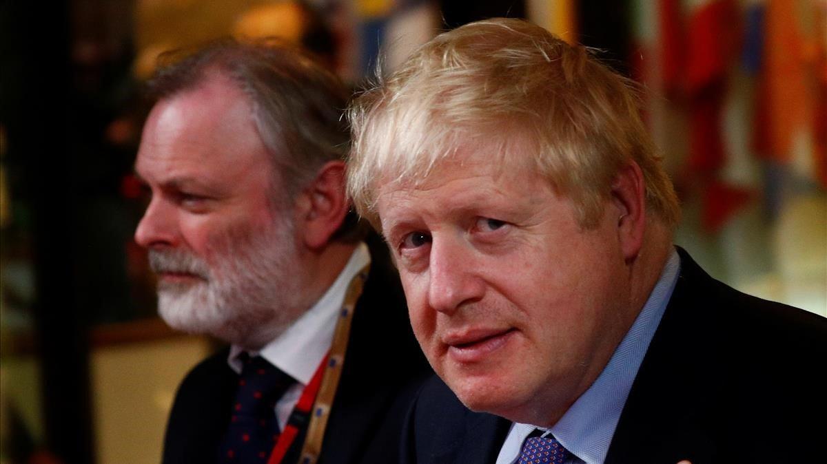 Acumulació d'errors britànics amb el 'brexit'