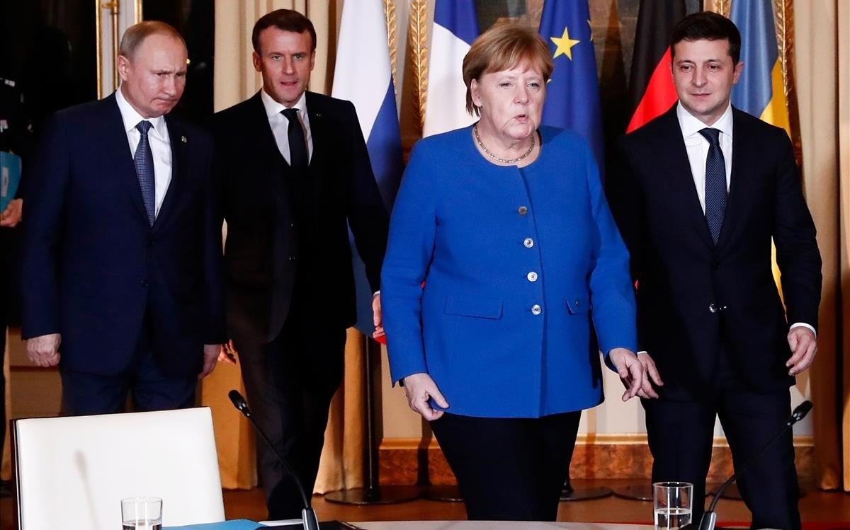 Rússia expulsa dos diplomàtics alemanys com a represàlia